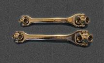 Dog Bone Swivel Wrench